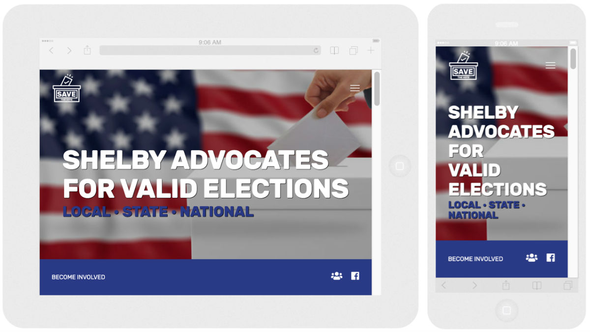 Shelby Advocates for Valid Elections SAVE